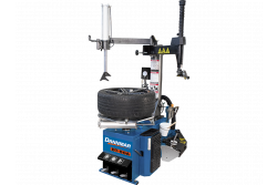 Dannmar DT-50A tire changer with single assist tower