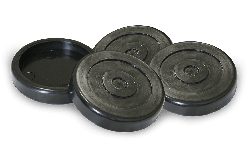 Dannmar replacement round rubber pads