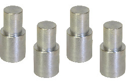 Dannmar low adapters for two-post lifts
