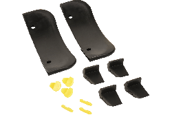 Wheel protection kit for Dannmar tire changers