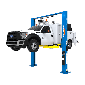 Dannmar D2-15C heavy-duty two-post lift