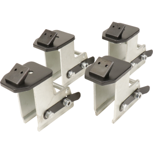 Elevated Wheel Clamps