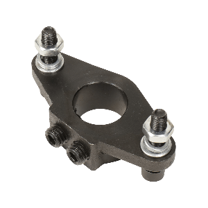 Dannmar hardened steel flange used with plastic tool head