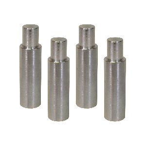Dannmar tall adapters pins for two-post lifts
